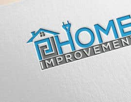 #62 for Logo Design Home Improvement af mdrijbulhasangra