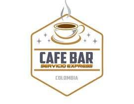 #9 untuk Logo para cafe bar - coworking . Nombre de la marca : Espresso Cafe bar oleh cristianposada