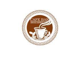 #17 untuk Logo para cafe bar - coworking . Nombre de la marca : Espresso Cafe bar oleh gagamba