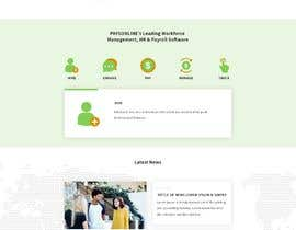 #57 for Design a website landing page mockup by edwinwahyu13