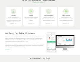 #35 for Design a website landing page mockup by tamamanoj
