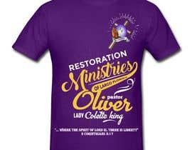 #16 for Church T-shirt Design by hensidabas
