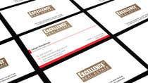 Website Design Συμμετοχή Διαγωνισμού #237 για Design some Business Cards Real Estate