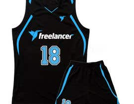 #193 untuk Design Basketball Jersey oleh ajain123