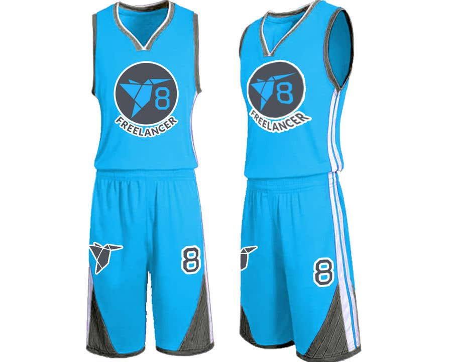 eca9950ff71 Entry  164 by creativeRussell for Design Basketball Jersey