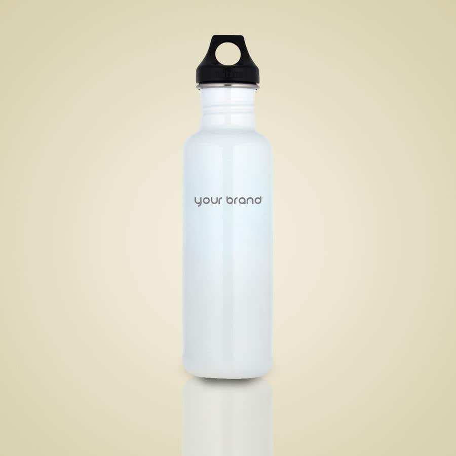 Contest Entry #11 for Design a Smart Water bottle mockup