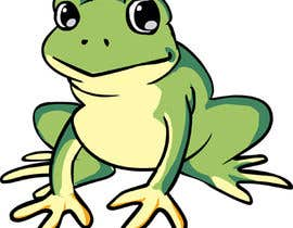 #3 untuk Create cartoon frog character for children's book oleh jerylima