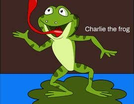 #5 untuk Create cartoon frog character for children's book oleh msaber69