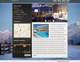 #119 dla Website Design for Travel Packages przez cnlbuy