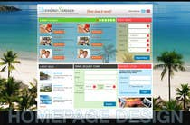 Graphic Design Contest Entry #72 for Website Design for Travel Packages