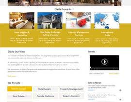 #2 untuk Design a Website Mockup for Shooting Range oleh ZWebcreater