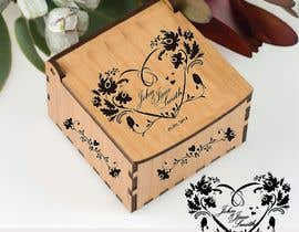 #23 for Wedding photo box - engraving design af LiberteTete