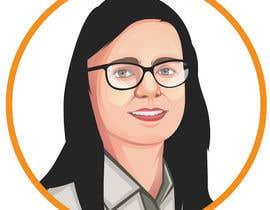 #28 untuk Cartoon drawing of 12 x small portrait photos. oleh GunaAgung06