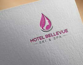 #52 for Logo design for Hotel Bellevue Ski & Spa by Rocket02