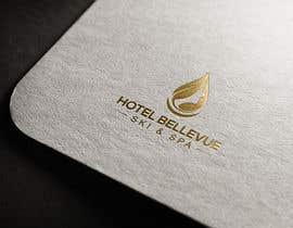#54 for Logo design for Hotel Bellevue Ski & Spa by Rocket02