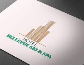 #46 for Logo design for Hotel Bellevue Ski & Spa by nasirshalbon