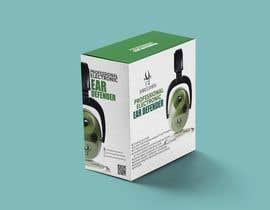 Nro 12 kilpailuun Design packaging for a electronic ear defender. käyttäjältä riasatfoysal
