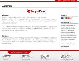 #6 para Website Design for SupaDocs por usamasarwar