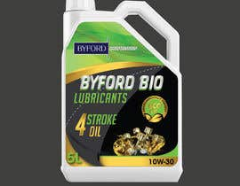 #55 untuk Product Label required for Bio Based Motor oil oleh ssandaruwan84