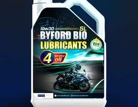 #66 untuk Product Label required for Bio Based Motor oil oleh riasatfoysal