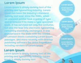 Nro 26 kilpailuun Design a Brochure käyttäjältä kreativewebtech