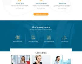 #9 untuk Design website for Call Center company oleh saidesigner87