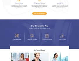 #14 untuk Design website for Call Center company oleh saidesigner87