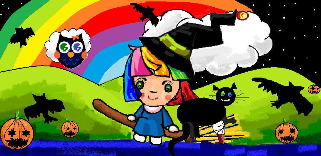 Inscrição nº                                         13                                      do Concurso para                                         Adorable witch girl