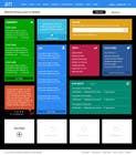 Graphic Design Inscrição do Concurso Nº32 para Website Design for a Artist Social Network