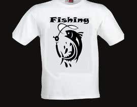 #18 untuk Design for a Fishing Shirt oleh shultanashahanez