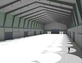 Nro 17 kilpailuun Warehouse Space käyttäjältä RENEDIAZCAD