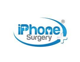 #184 pentru Logo Design for iphone-surgery.co.uk de către designpassionate