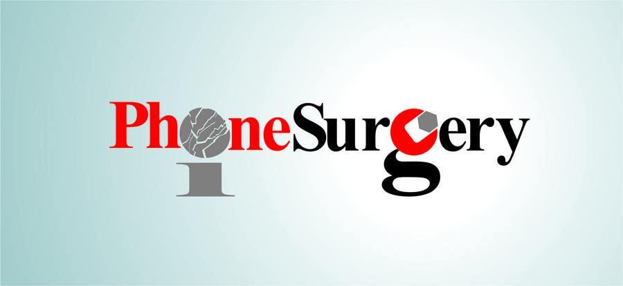 Bài tham dự cuộc thi #265 cho Logo Design for iphone-surgery.co.uk