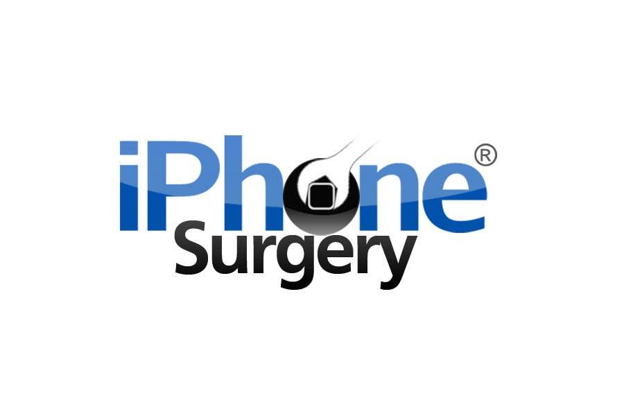 Bài tham dự cuộc thi #273 cho Logo Design for iphone-surgery.co.uk