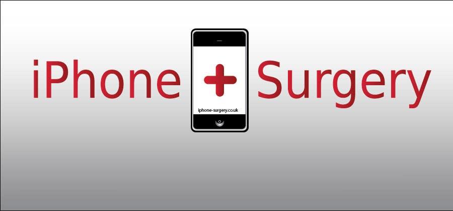Inscrição nº 214 do Concurso para Logo Design for iphone-surgery.co.uk