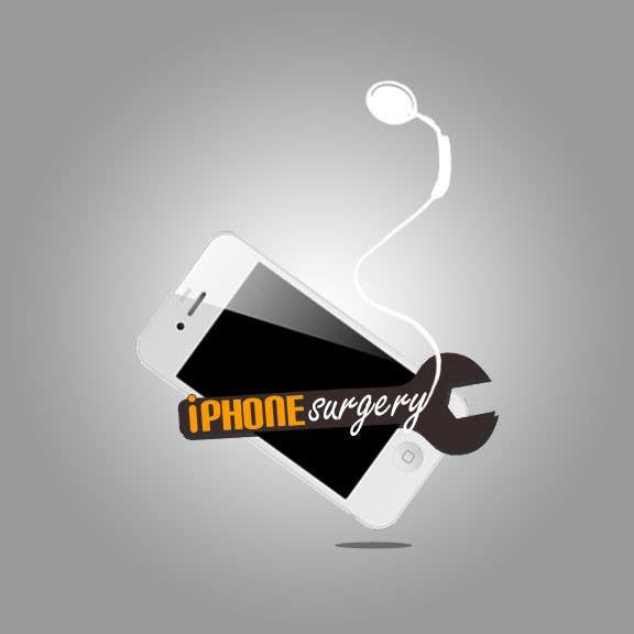 Contest Entry #235 for Logo Design for iphone-surgery.co.uk