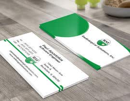 #595 for Design a business card by Gopalsahagood