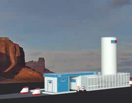 #27 , 3D design of a LCNG station for Energy Company 来自 norvez