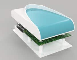 #24 cho 3D modelling - Water Leak Sensor Unit bởi simpion