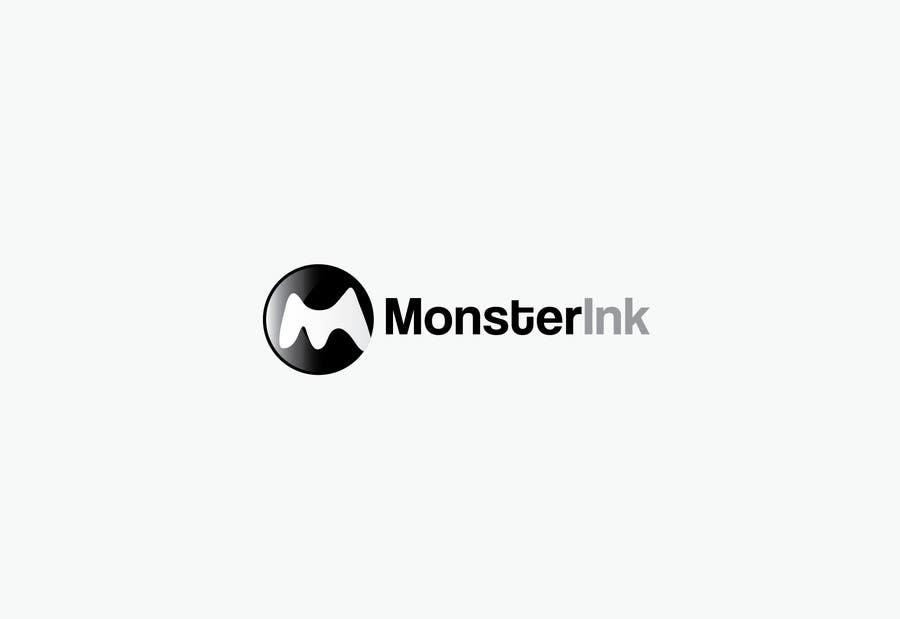 Inscrição nº                                         153                                      do Concurso para                                         Logo Design for Monster Ink