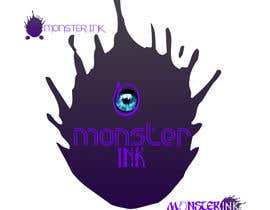 #189 para Logo Design for Monster Ink por project2010steel