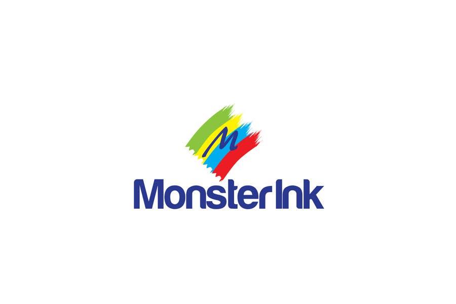 Конкурсная заявка №170 для Logo Design for Monster Ink