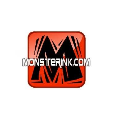 Конкурсная заявка №140 для Logo Design for Monster Ink