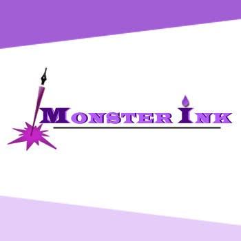 Inscrição nº                                         191                                      do Concurso para                                         Logo Design for Monster Ink
