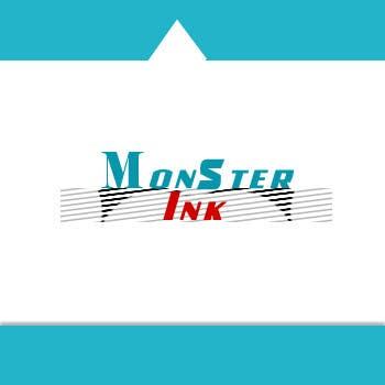 Inscrição nº                                         192                                      do Concurso para                                         Logo Design for Monster Ink