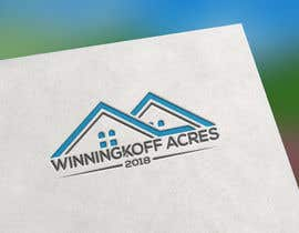 "#143 for Logo Design contest for a small hobby farm. Farm is called ""Winningkoff Acres"" and would like to include established date - 2018 by CreativeRashed"