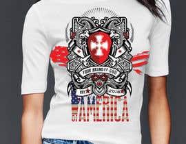 Mexci tarafından T-Shirt Graphic Design Partnership için no 4