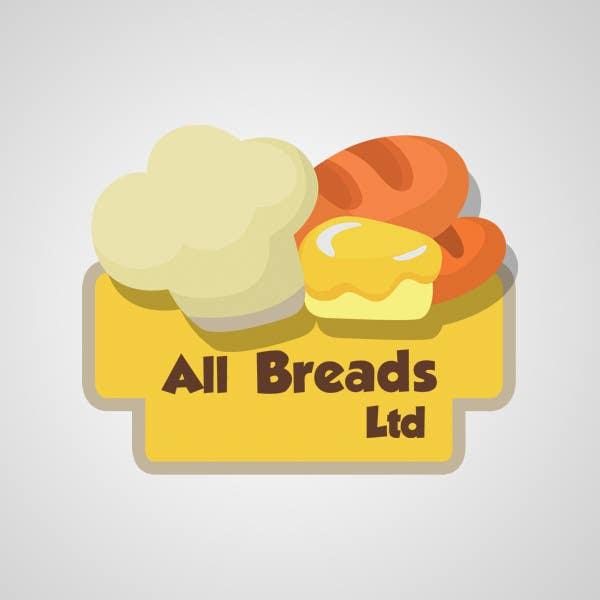 Inscrição nº                                         103                                      do Concurso para                                         Logo Design for All Breads Limited