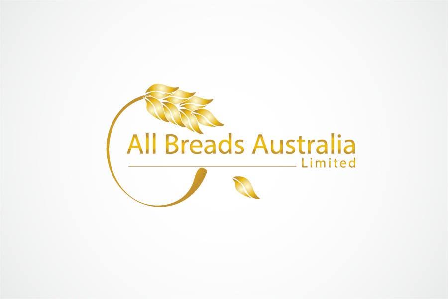 Kilpailutyö #                                        96                                      kilpailussa                                         Logo Design for All Breads Limited