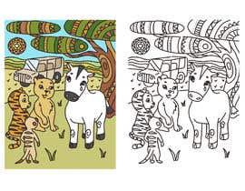 Nro 10 kilpailuun Illustration for kids story book käyttäjältä LilithBlack